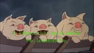 La kokido Pio,  en Esperanto
