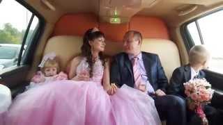 10 лет вместе! Розовая свадьба.(, 2014-12-04T14:50:41.000Z)