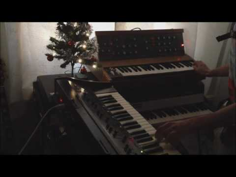 Joy to the World, the Moog has Come