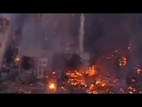 [RAW] Egypt Protest 2013: Cairo Pro-Morsi Camps Burn After 200+ Killed