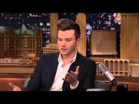 Chris Colfer's Grandma Almost Got Him Kicked Out of the Palace of Versailles   YouTube