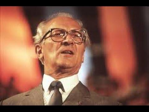 Geheimakte Honecker Dokumentar 2015