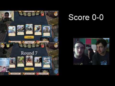 [Entire Match] Bo7 John vs Tom feature Match Epic Card game Digital Alpha