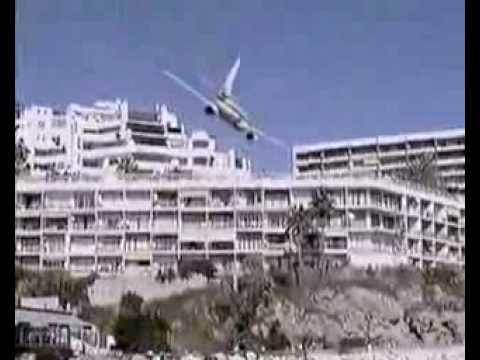 Cape Verde Emergency Water Landing !!!MUST SEE!!!.wmv