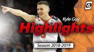Kyle Guy (Virginia) Season Highlights 2018-2019