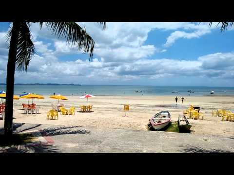 Praia de Madre de Deus - Bahia
