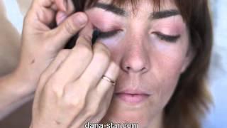Мастер-класс: свадебный макияж в персиковых тонах.avi