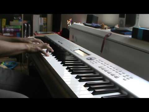 Siti Nurhaliza - Cindai_Piano Cover