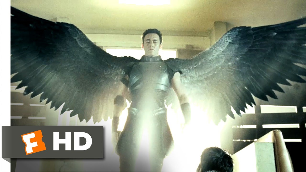 Download Legion (8/10) Movie CLIP - Gabriel's Arrival (2010) HD