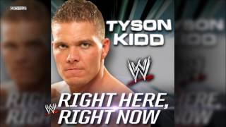 "WWE: ""Right Here, Right Now"" (Tyson Kidd) Theme Song + AE (Arena Effect)"
