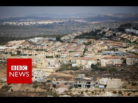 Israel-Palestinians: Netanyahu condemns John Kerry speech - BBC News