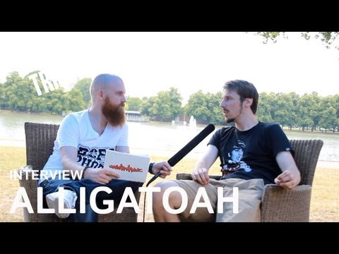 Alligatoah: Triebwerke, Hiphop/Rap und Trailerpark | Toxik trifft #209 [Interview]