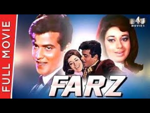 Farz (1967) | Full Hindi Movie | Jeetendra, Babita Shivdasani | Full HD 1080p