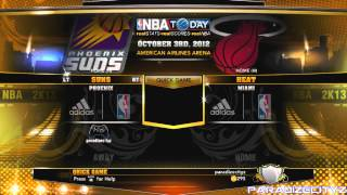 NBA 2k13 All Jerseys and Teams