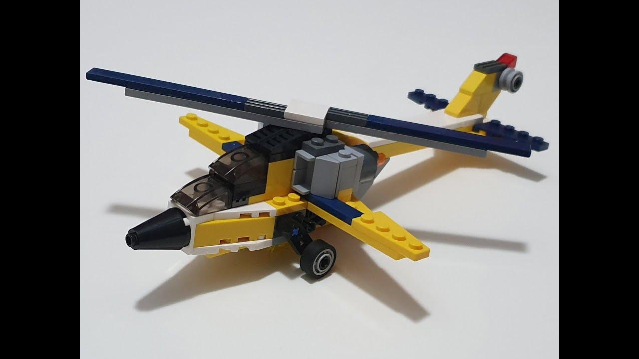 HUBSCHRAUBER // HELICOPTER NEU Lego 31057 LEGO® CREATOR 3 IN 1
