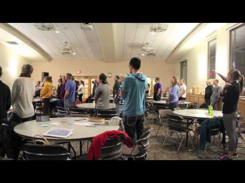 | You Are Here | - University of Wyoming All Campus Worship 2015