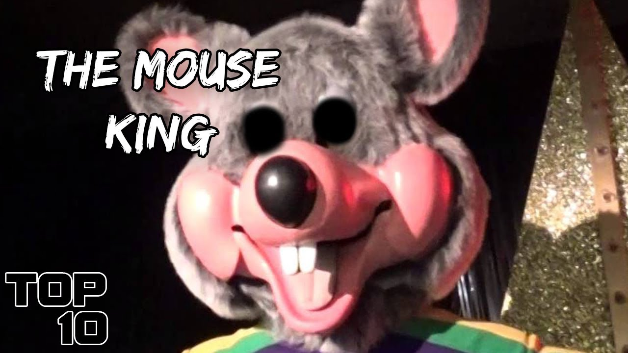 Top 10 Scary Chuck E Cheese Stories