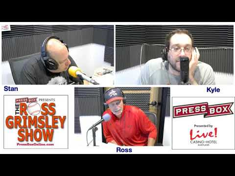 The Ross Grimsley Show June 4 2019