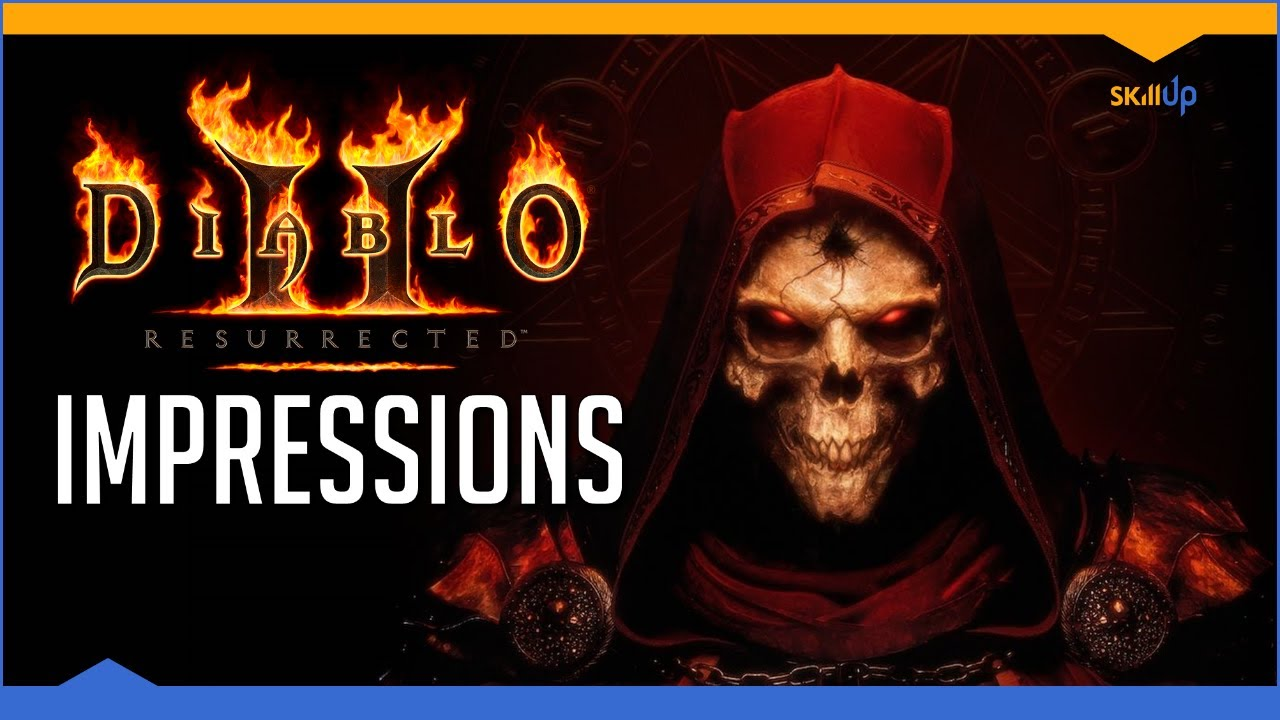 Diablo II: Resurrected impressions: Maybe not the best time to bring ...