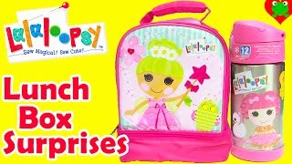 Lalaloopsy Lunch Box Surprises with My Little Pony and Shopkins