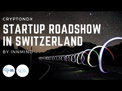 Startup Roadshow: 3 days to boost the sales and bizdev in Switzerland
