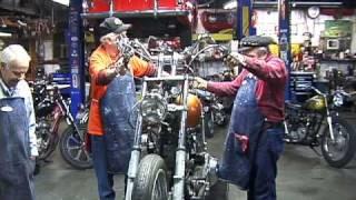 Geezers Garage TV Show