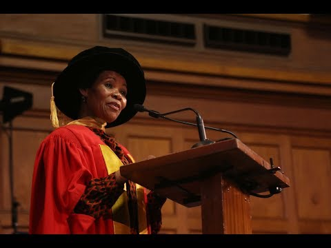"""""""Make the Constitution work for all of us,"""" Justice Mokgoro tells graduands"""
