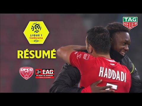 Dijon FCO - EA Guingamp ( 2-1 ) - Résumé - (DFCO - EAG) / 2018-19