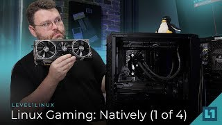 Linux Gaming: Natively (part 1 of 4)