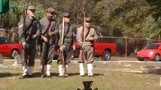 Hugh Washington Mills Confederate Soldier Honored 94 years later