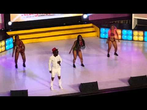 Bisa Kdei @ Night of 1021 Laughs