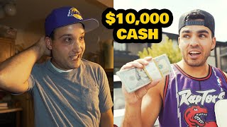 Surprising Our First Fan With $10,000!