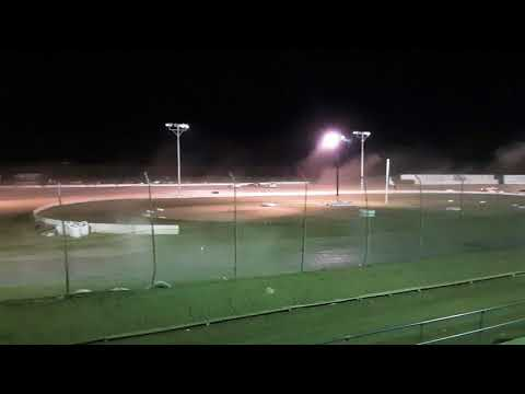 Stock Car shoot out Canyon Raceway 9-2-18