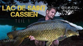 Karpfenangeln am Lac de Saint Cassien | RSR-Baits on Tour | Teil 1