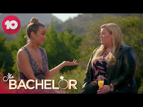 Abbie Gets Grilled By Matt's BFF Kate | The Bachelor Australia
