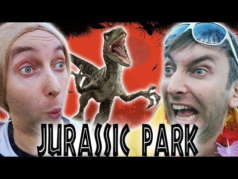 Sandra und Lexa im Jurassic Park - Das Finale!