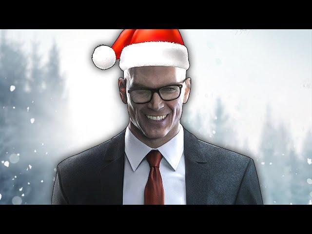 Hitman: Christmas Tree of Bodies 47