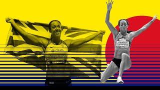 Katarina Johnson-Thompson: How resilience, hard work and sacrifice led her to gold | Tokyo 2020