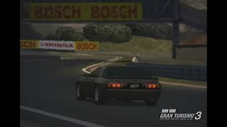Gran Turismo 3: A-Spec #25 - FR Challenge - Amateur League