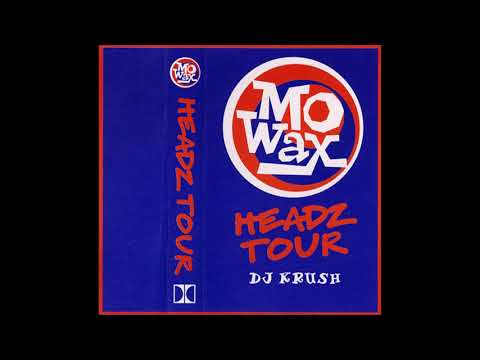 DJ Krush - Mo Wax Headz Tour