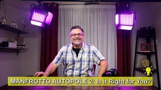 Manfrotto Autopole 2 Overview Video