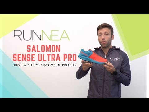 Salomon Sense Ultra Pro: Review y comparativa de precios