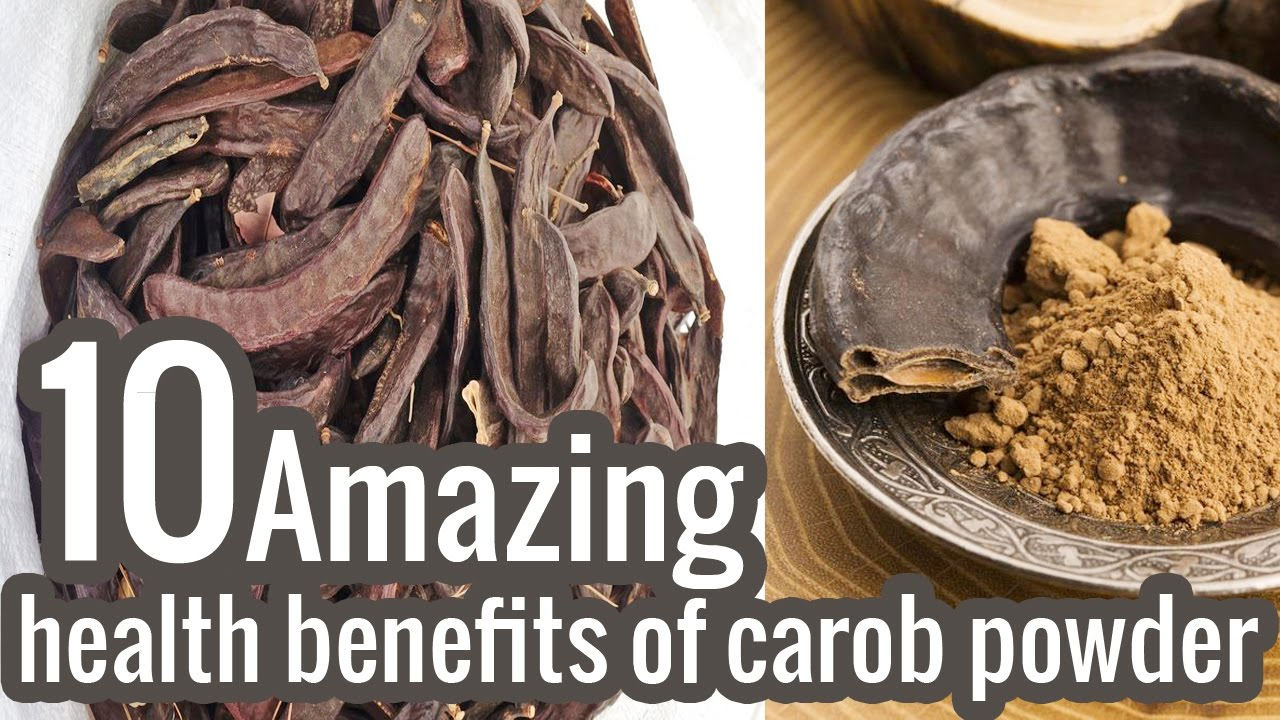 Carob Facts, Health Benefits and