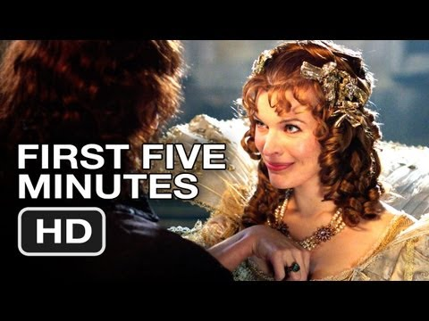 The Three Musketeers (2011) FIRST FIVE MINUTES - HD Mila Jovovich Movie