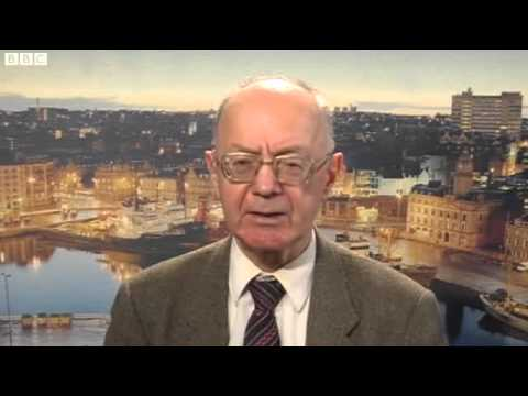 Professor Alex Kemp on oil prices
