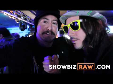 Cisco Adler interviews Jackass star Danger Ehren at 2012 Sundance Film Festival