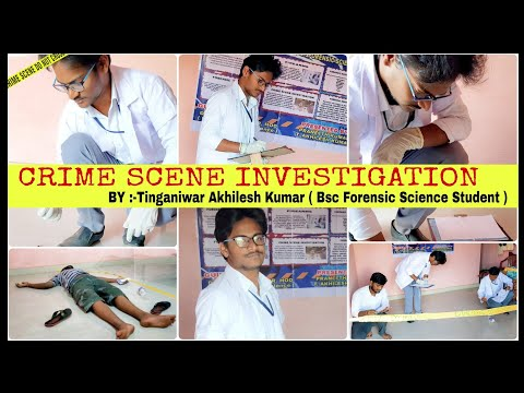 Crime Scene Evidence National Geographic Youtube