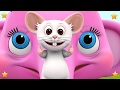 Open Shut Them | Kids English Nursery Rhymes Songs Collection | 3d Baby Song By Little Treehouse video