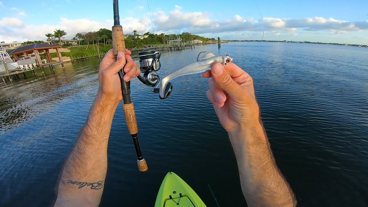 A Florida Fishing Trip - Tidal River Fishing Episode 1