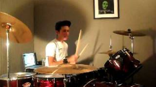 Maroon 5-Give a Little More Drum Cover
